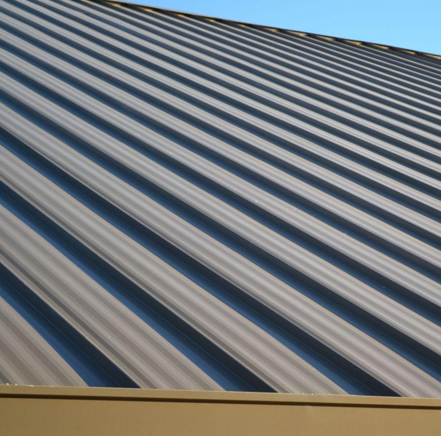 Standing Seam Metal Roof