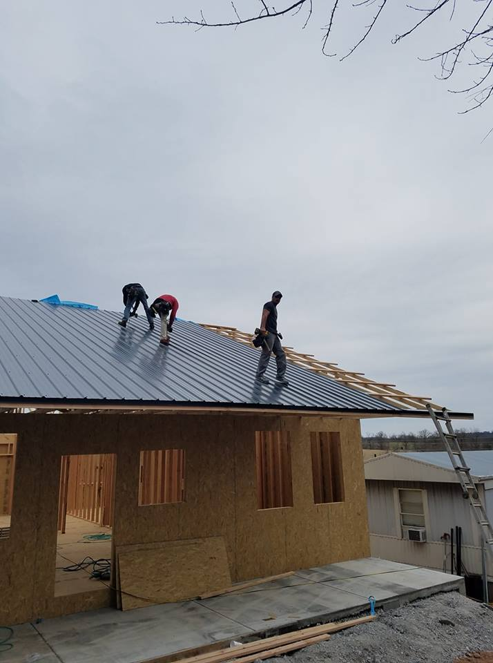 metal roofing naw
