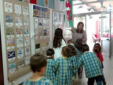 Peace Pals Art Exhibition ~ Leça do Balio – Portugal