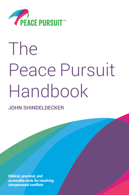Forgiving in Two Dimensions – Peace Pursuit
