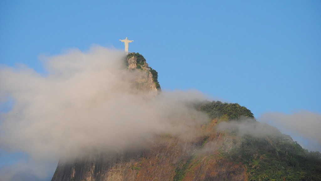 Christ Redeemer Peace Revolution