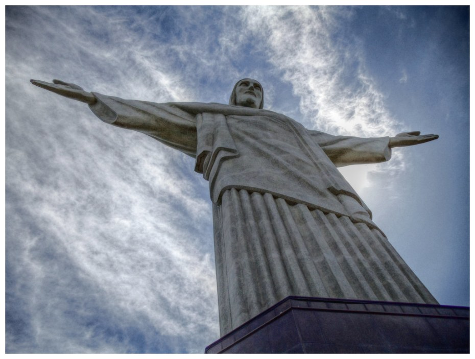 Christ the Redeemer of Peace Revolution