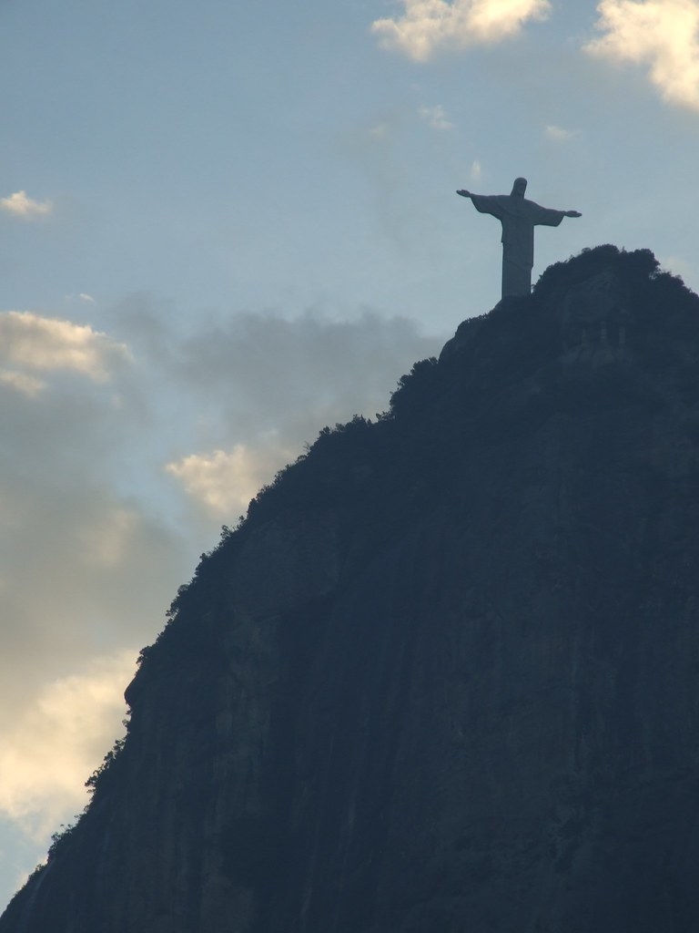 Christ the Redeemer - Peace Revolution