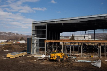 PRRC Construction March 21, 2018
