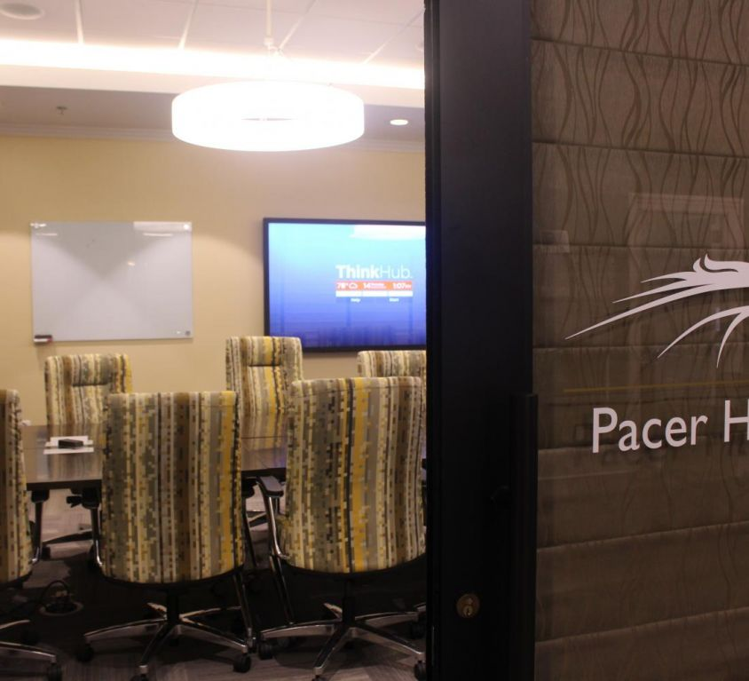 Pacer Hub at 2nd Belk