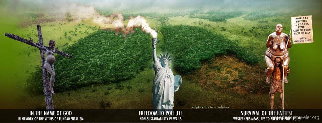 Freedom to Pollute