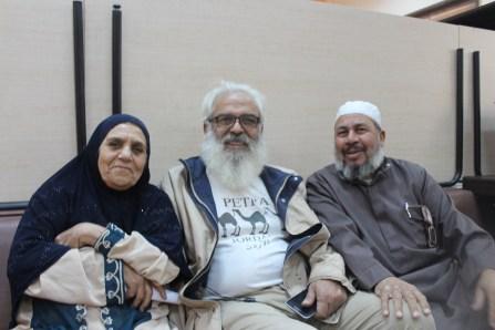 Abu Farez with Raba' and