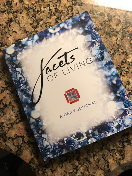 Facets of Living Journal