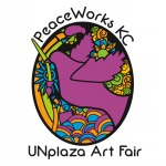 PeaceWorks KC UNplaza art fair