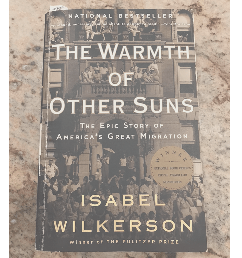 Warmth of Other Suns