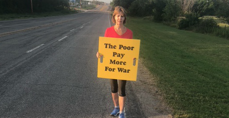Lucy-Poor pay for war