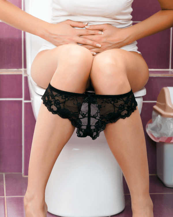 Painful poops are not normal