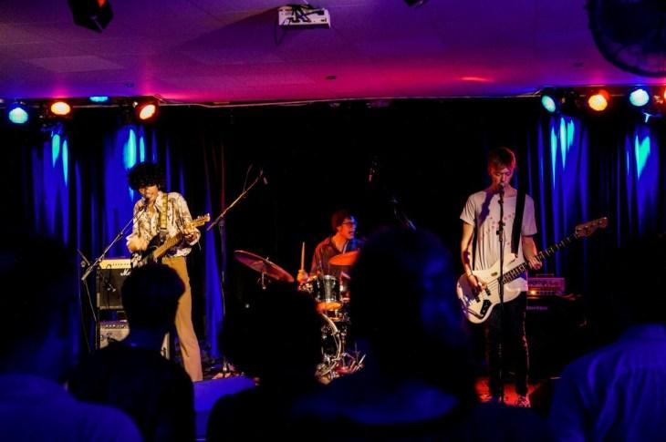 Peach Music Band Den Haag - Cafe Loburg Wageningen