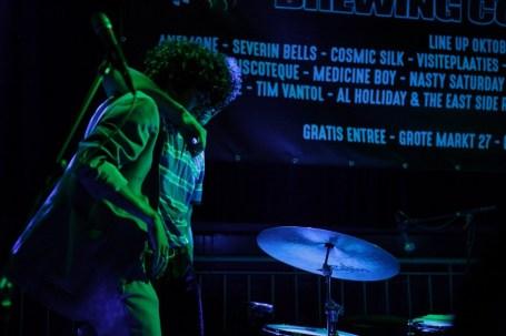 PEACH band music Den Haag Zwarte Ruiter - Zoe van der Zanden (1)