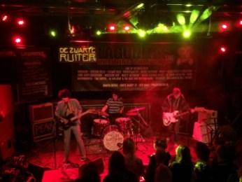 PEACH band music Den Haag Zwarte Ruiter - Zoe van der Zanden (3)