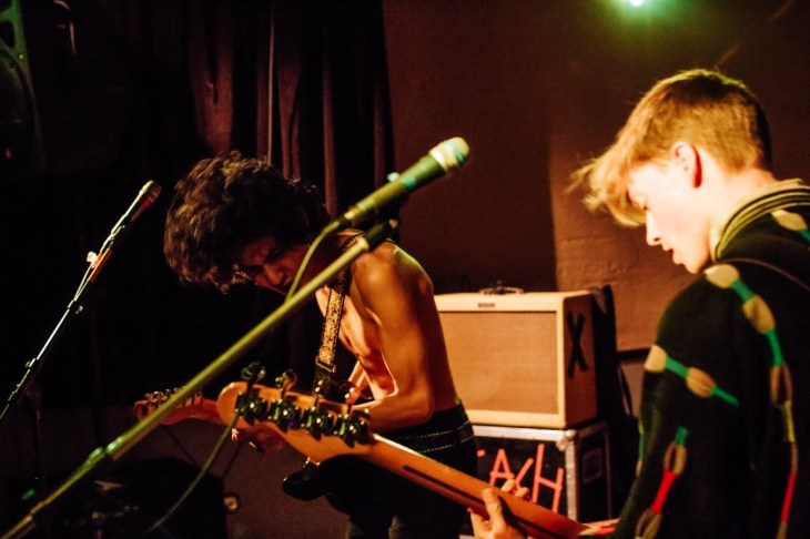 PEACH band Den Haag - Indiepub Wageningen (14)