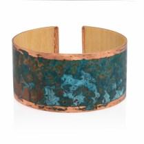 Turquois Copper Cuff