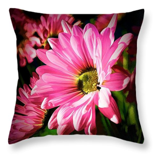 Flower - Pillow
