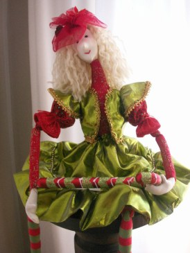 Doll Xmas Elf 1