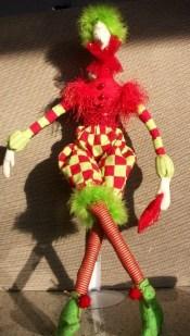 Doll Xmas Elf 2