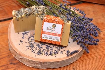 Organic Goat Milk Soap