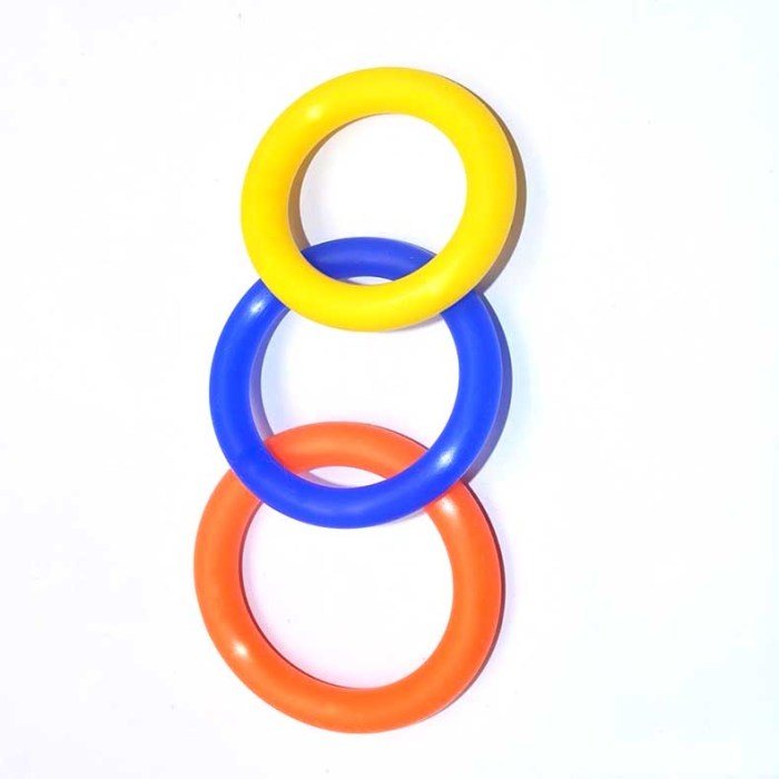 master series silicone cock ring