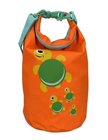 kid's orange aquapack