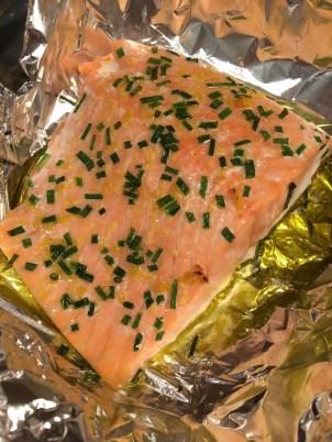 salmon and cauliflower rice1