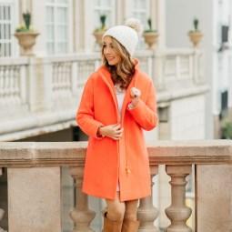 Orange You Glad Its Winter?