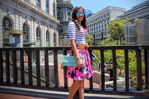 Florals and Stripes 3