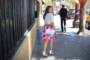 Florals and Stripes 7