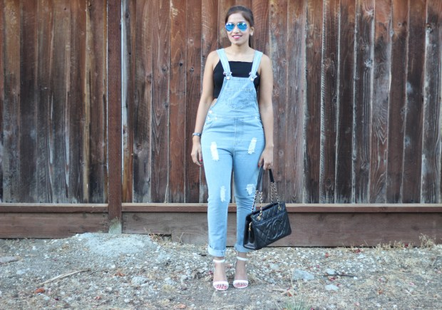 Blue Overalls 2