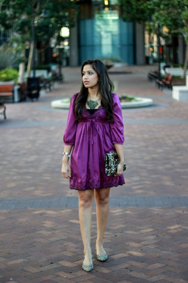 Purple Dress 9