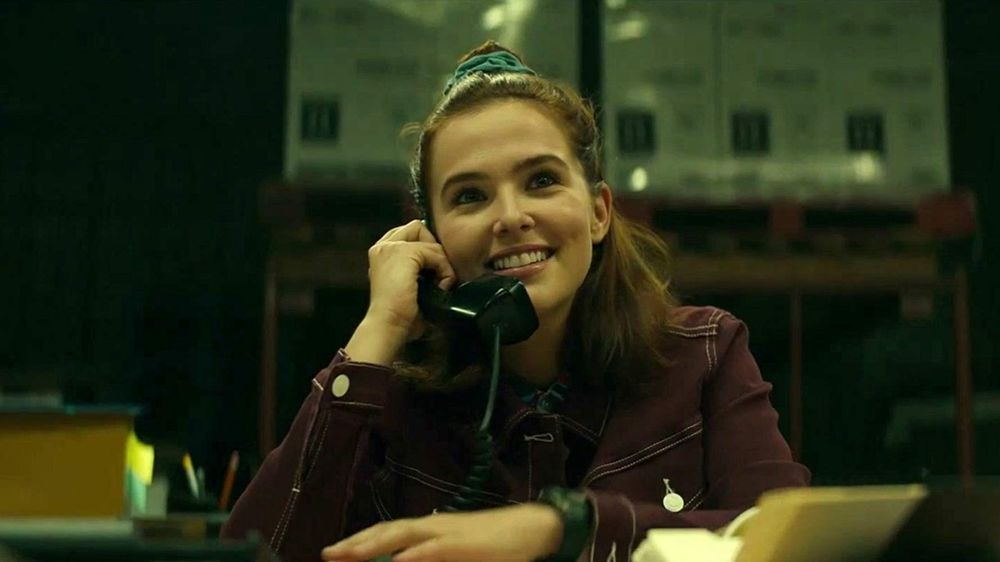 'Buffaloed' and the making of a star in Zoey Deutch