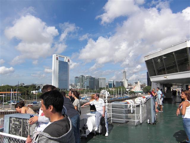 Buenos Aires vom Schiff 7