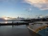 Sonnenuntergang auf dem Schiff 11