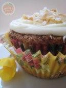 Carrot Cake Cupcake 2