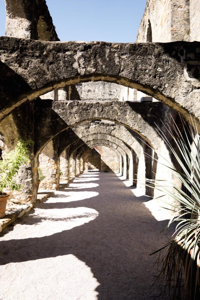 San Jose San Antonio Mission