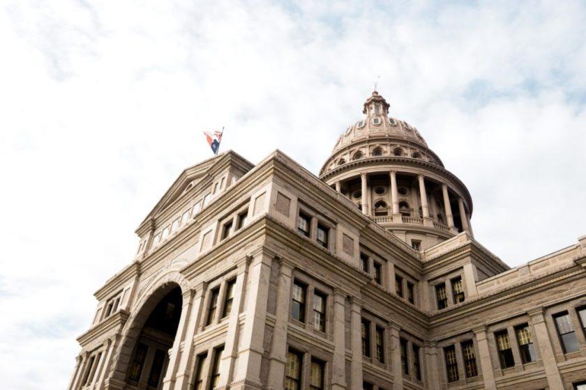 Austin Texas Capital Building