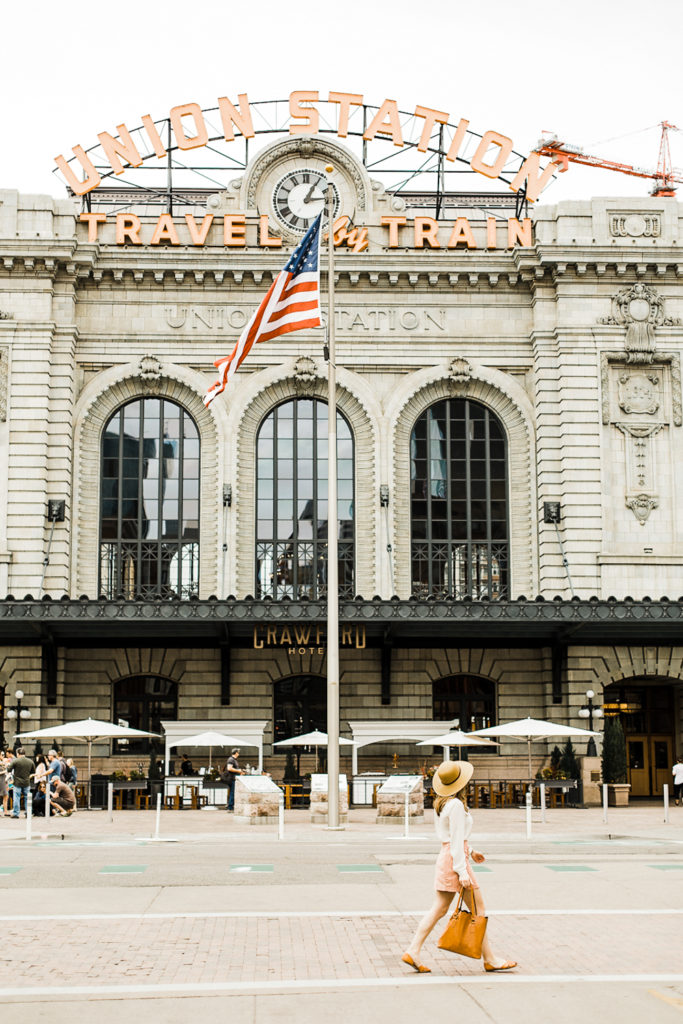 Union Station Downtown Denver