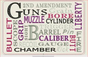 Gun_Words_Mug_Rug