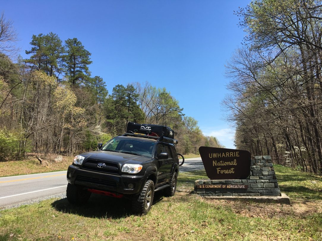 Click to see build info for Dan's 4Runner.