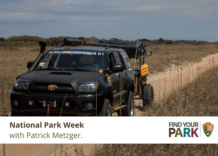 National Park Week - Patrick Metzger - Cape Lookout National Seashore