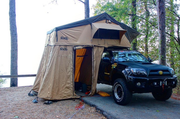 If you are looking for the best sleeping experience in the wilderness look no further. At first glance the roof top tent may seem like too much work or ... & Ground Tent vs Hammock vs Roof Top Tent - Peach State Overland ...