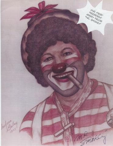 Mr. Smokey – In Memoriam