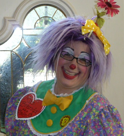 Miss Belle – Volunteer Clown