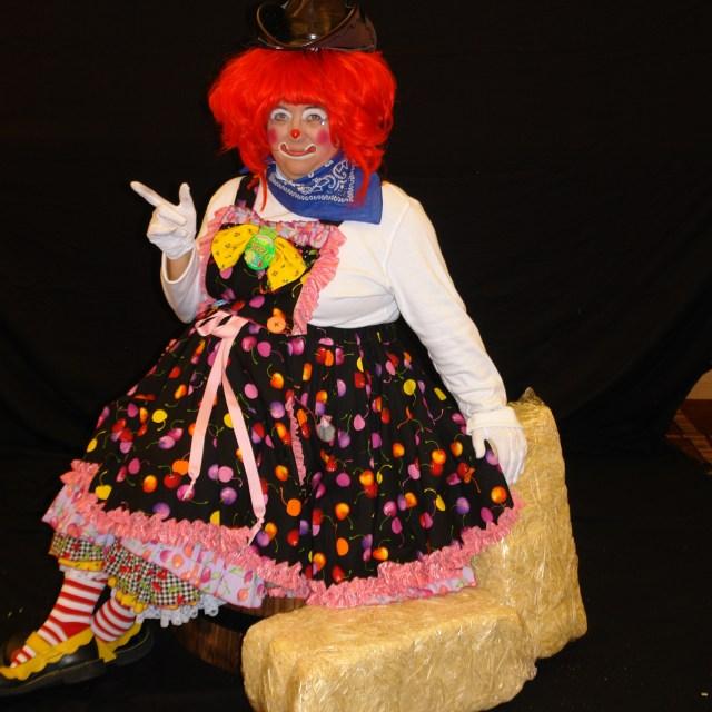 Cherry-O – Professional Clown