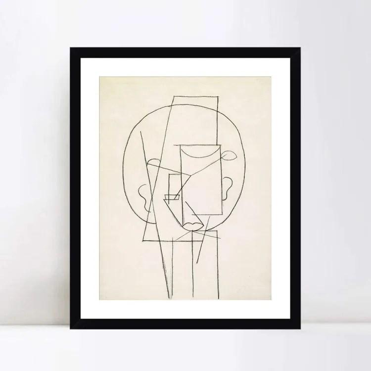 Framed Printed Art   Peachy Shop