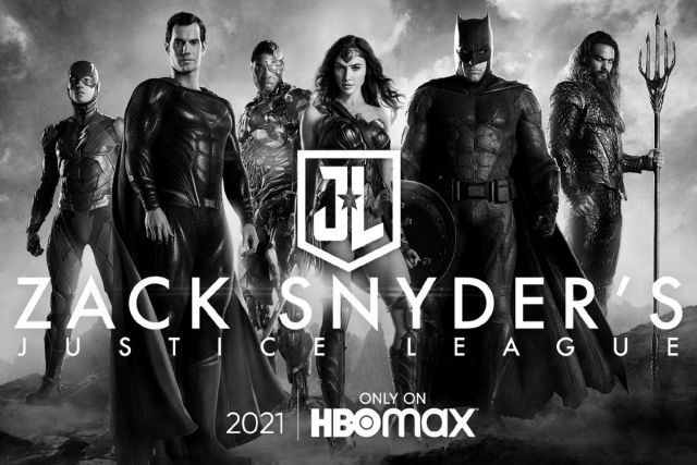 Zack Snyder's Justice League [2021]