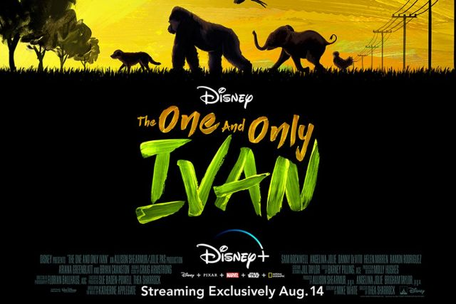 The One And Only Ivan [2020]